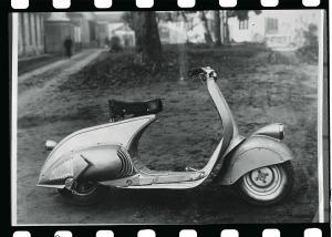Piaggio,vespa 98 cc, prototipo pre-serie progettato da Corradino,1 d'Ascanio, 1945
