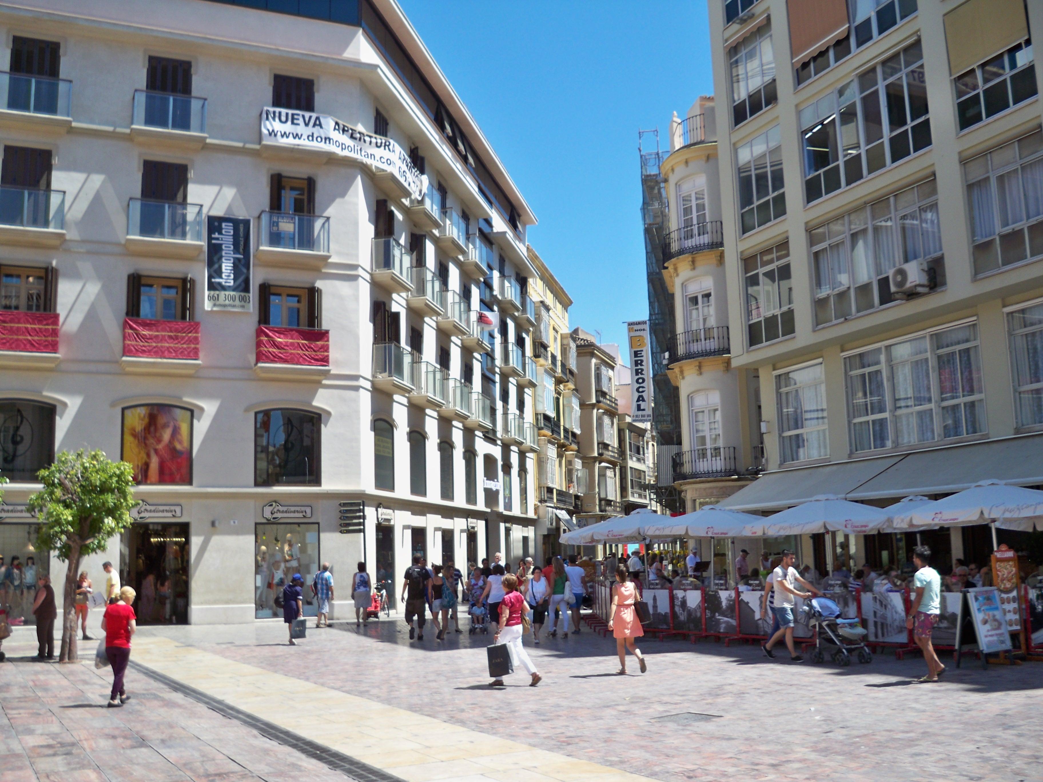 Malaga e la costa del sol alla scoperta del mondo for Del sol centro