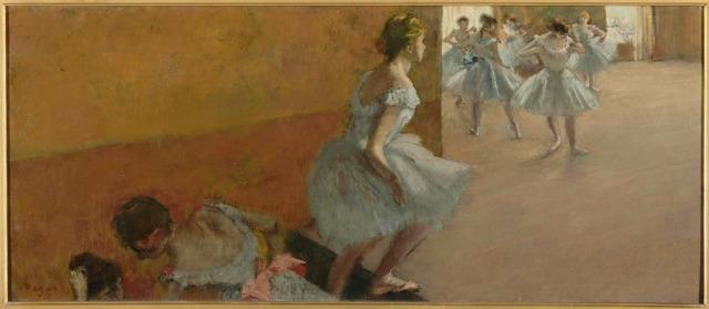 Degas-danseuses-montant-un-escalier-edgar-degas