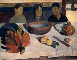 Paul_Gauguin_-Le repas
