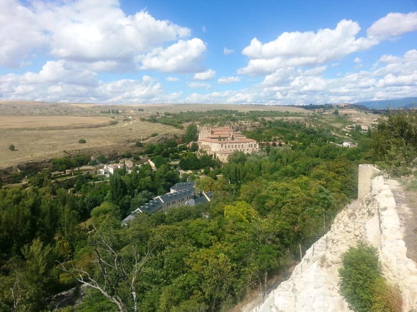 Panorama dall'Alcazar