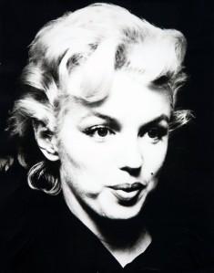 Leigh Wiener, Marilyn Monroe, 1958, Galleria civica di Modena